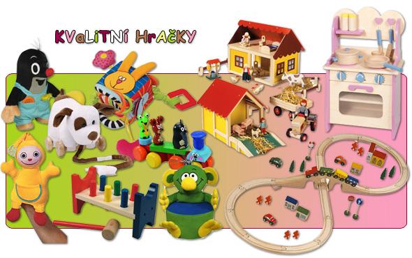 kvalitní hračky