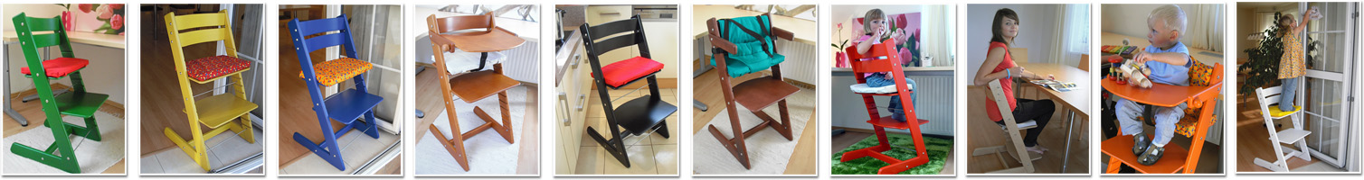 židle JITRO