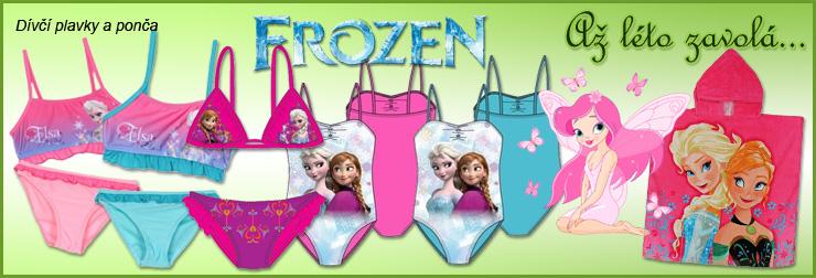 frozen plavky