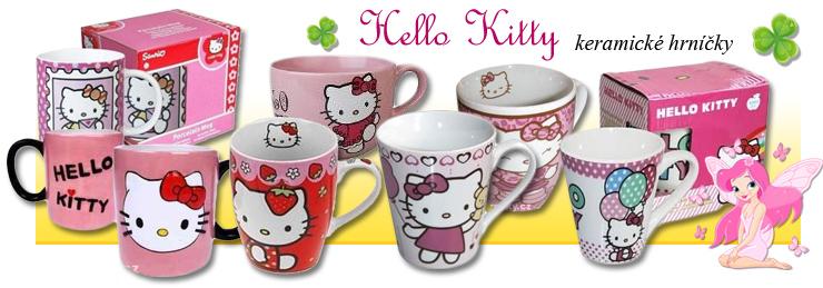Hello kitty hrníčky