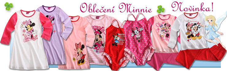 obleceni minnie